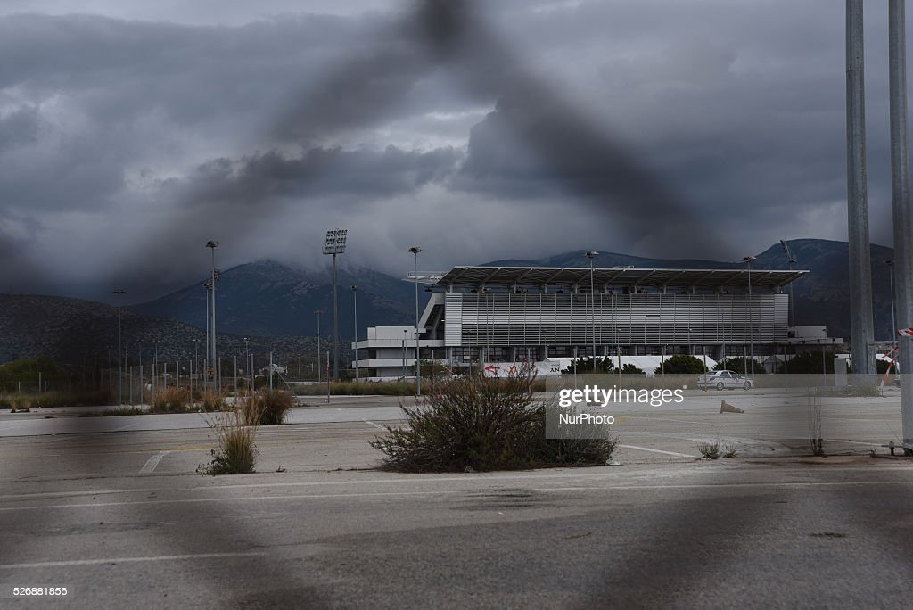 Aftermath of the Olympic Games in Athens : News Photo