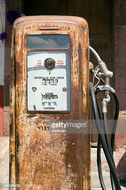 Verlassenen Gas Station