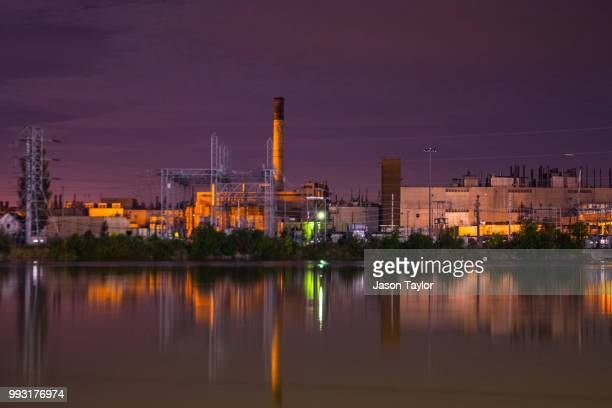 abandoned gm plant janesville wisconsin - iron_county,_wisconsin stock pictures, royalty-free photos & images