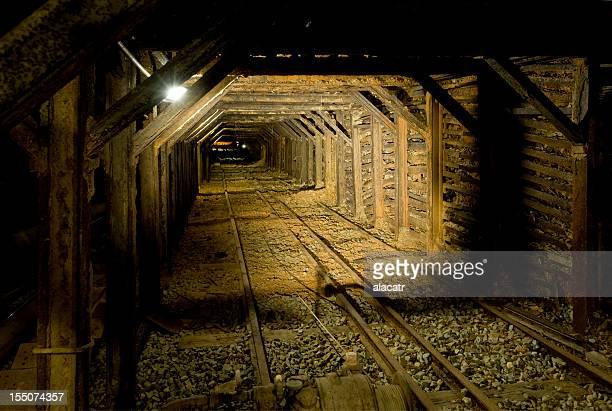 Abandoned Gold Mine Shaft, California