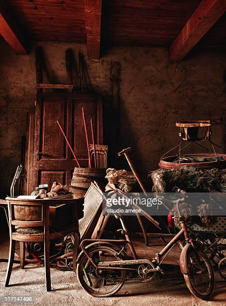 abandoned home. color image - obsolete stock pictures, royalty-free photos & images