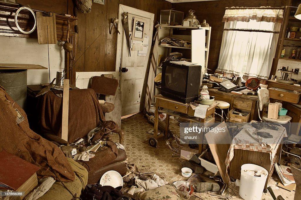 Abandoned Home : Stock Photo