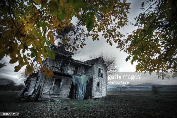 Abandoned house series