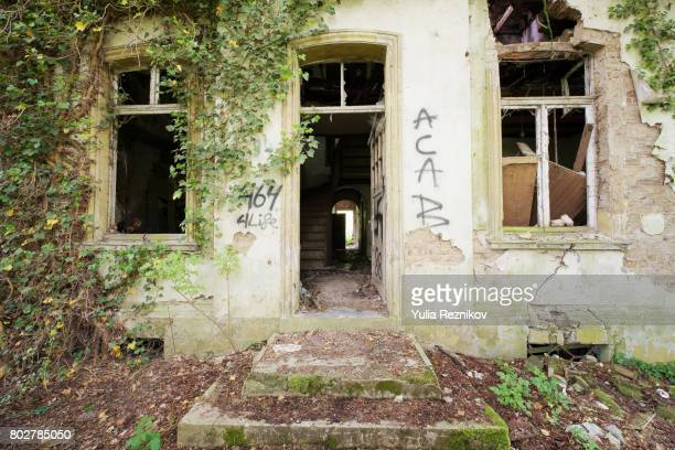 Abandoned house somewhere in Germany