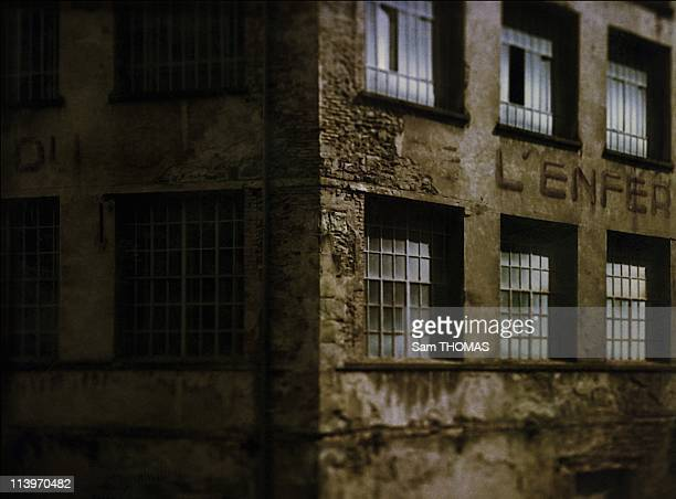 Abandoned Knives Factories in Thiers France In 2009Located in the picturesque site of the 'La Vallee des Usines' the 'Creux de Lnfer' was an...