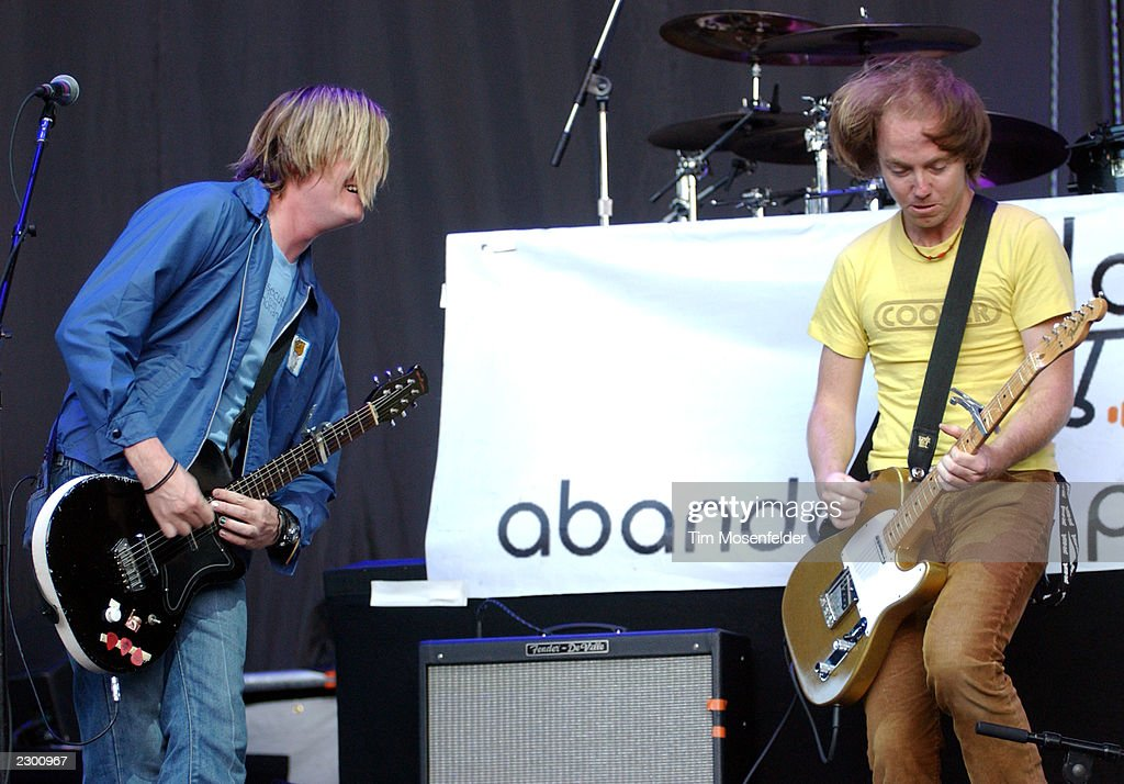 Abandoned Pools Performing At Shoreline Amphitheater In Mountain View News Photo Getty Images