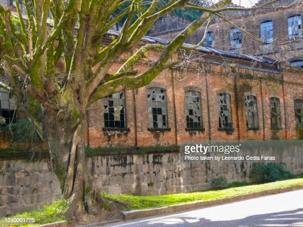 abandoned textile factory - leonardo costa farias - fotografias e filmes do acervo