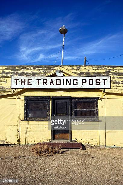 abandoned trading post in colorado - trading_post stock pictures, royalty-free photos & images