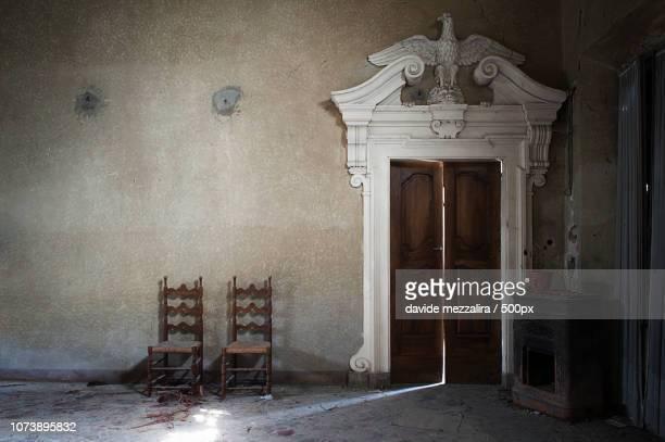 Abandoned villa - Italy