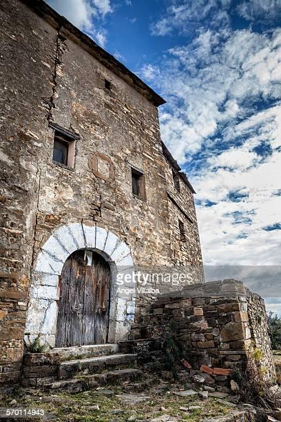 Abandoned village of Muro de Bellos