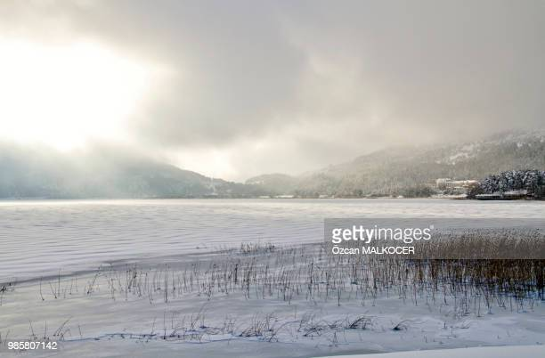 Abant Lake (Frozen) 66-1
