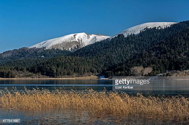Abant lake near Bolu
