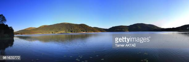 Abant Lake's Panorama