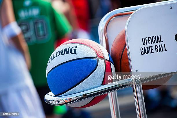 ABA-Style Basketball