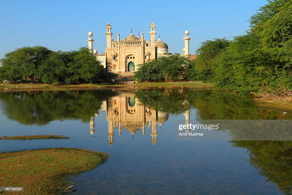 Abbasi Mosque, Bahawalpur, Pakistan : Stock Photo