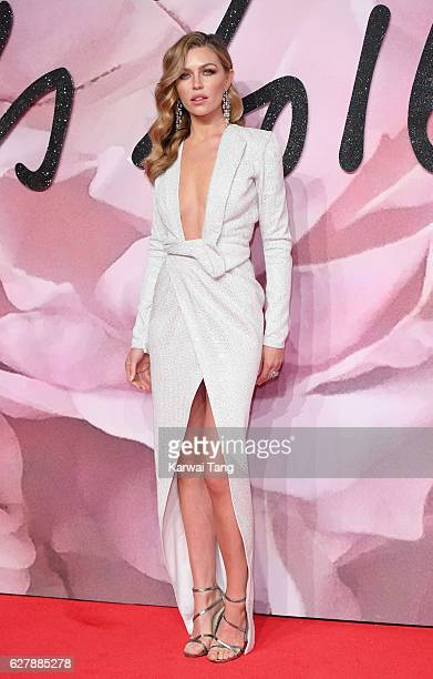 Abbey Clancy attends The Fashion Awards 2016 at the Royal Albert Hall on December 5 2016 in London United Kingdom