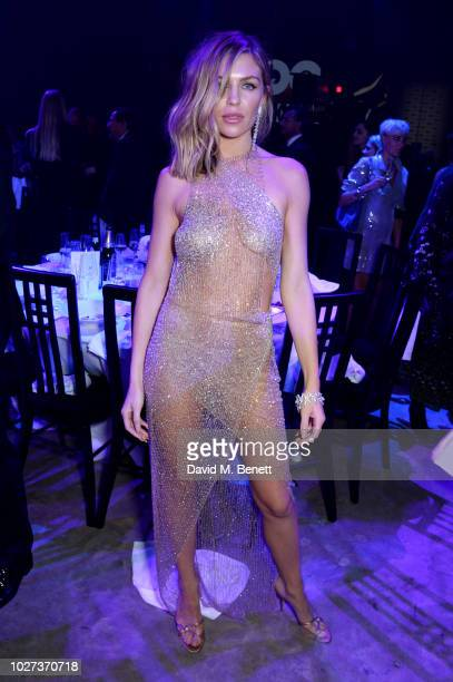 Abbey Clancy attends the GQ Men of the Year Awards 2018 in association with HUGO BOSS at Tate Modern on September 5 2018 in London England