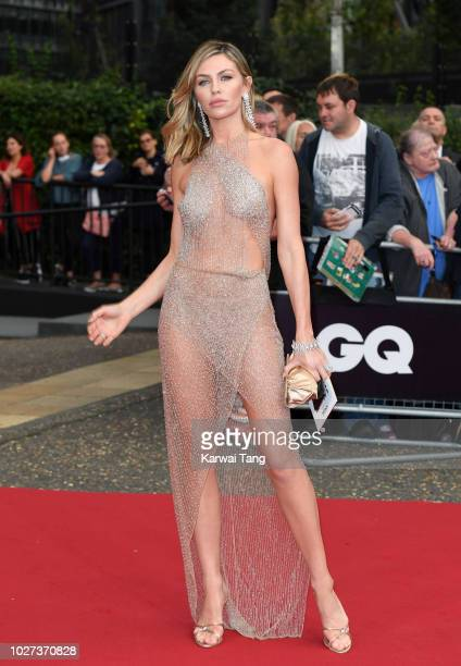 Abbey Clancy attends the GQ Men of the Year Awards at Tate Modern on September 5 2018 in London England