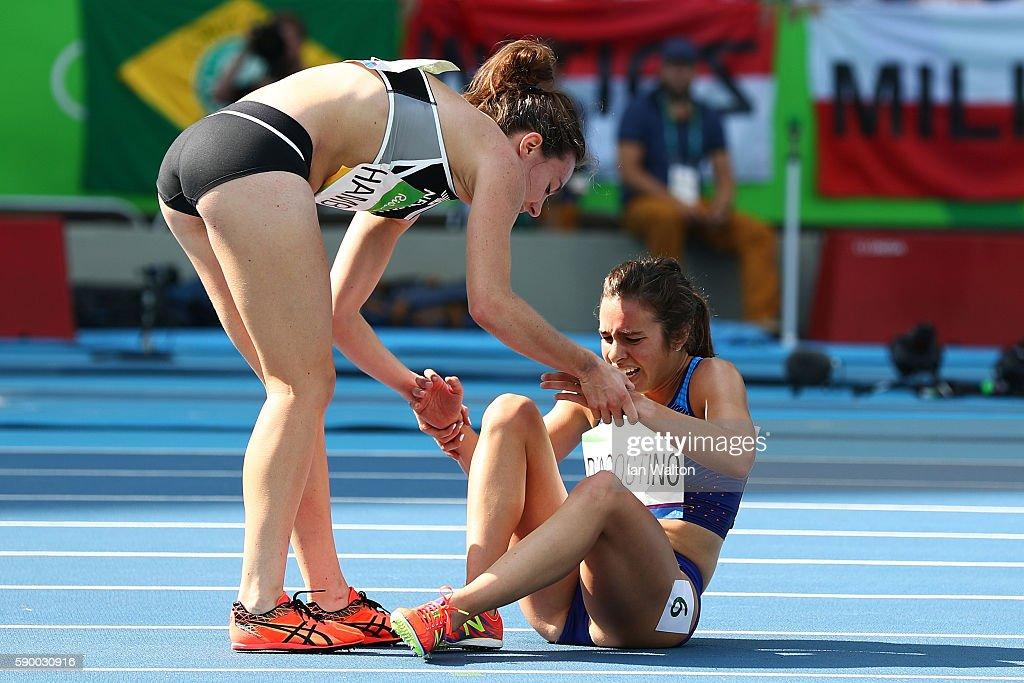 Athletics - Olympics: Day 11 : News Photo