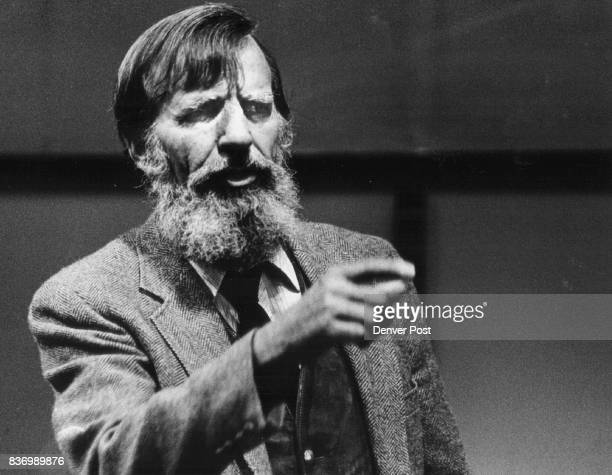 Abbey Edward Writer Dies at CSU Writer conservationist Edward Abbey at CSU Credit The Denver Post