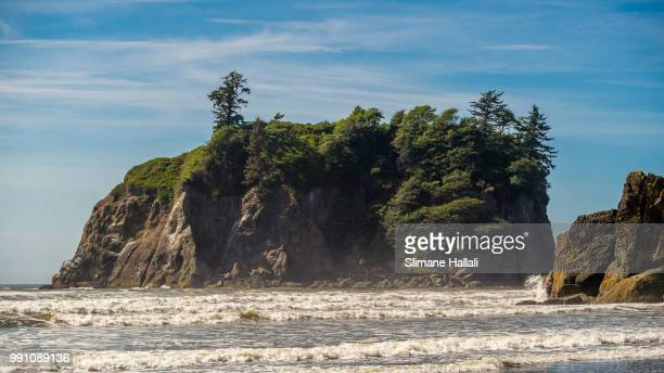 Abbey Island on Ruby Beach