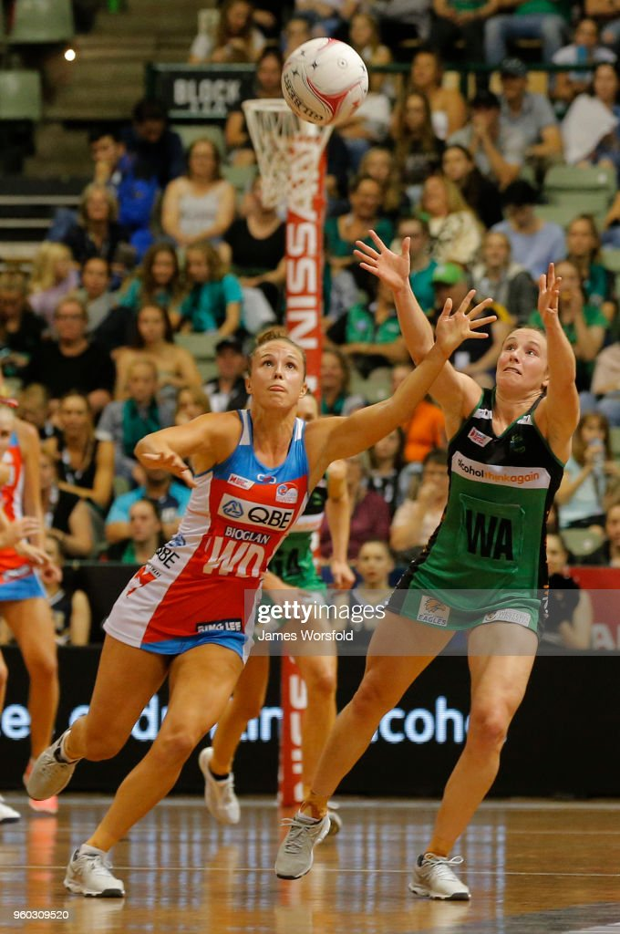 Super Netball Rd 4 - Fever v Swifts