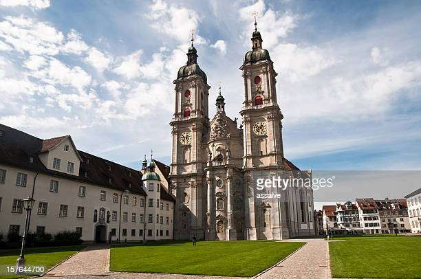 Abbey of Saint Gall in Switzerland