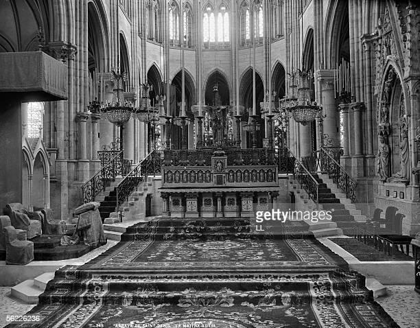 Abbey of SaintDenis The high altar