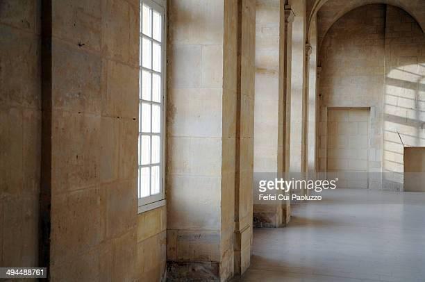 Abbey of Sainte-Trinité Caen Normandy France at Caen city, Normandy region, France
