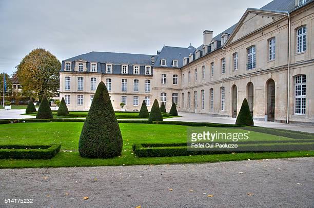 Abbey of Sainte-Trinité of Caen Normandy France