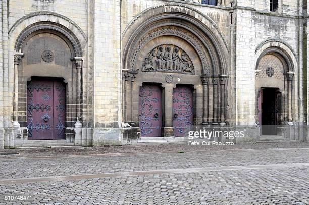 Abbey of Sainte-Trinite Caen Normandy France