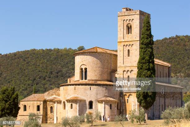 Abbey of St. Antimo, Tuscany