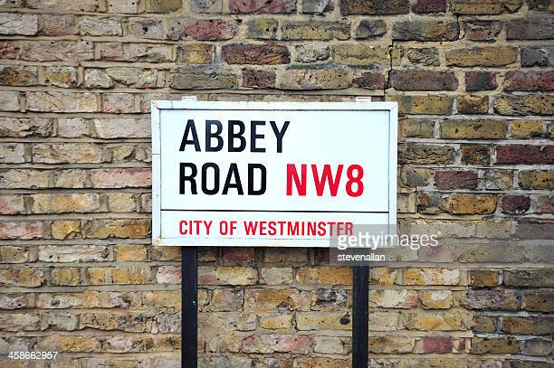 abbey road - abbey road stock photos and pictures