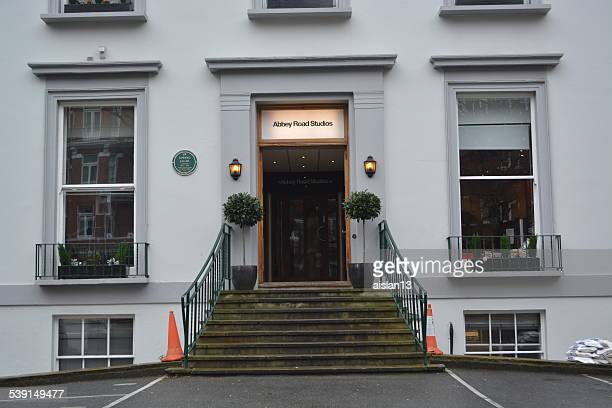 abbey road studios - abbey road stock photos and pictures