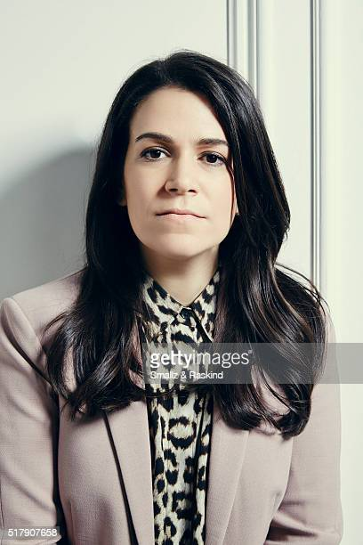 Abbi Jacobson of Broad City poses for a portrait in the Getty Images SXSW Portrait Studio Powered By Samsung on March 13 2016 in Austin Texas