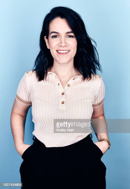 Abbi Jacobson of Netflix's 'Disenchantment' poses for a portrait during the 2018 Summer Television Critics Association Press Tour at The Beverly...