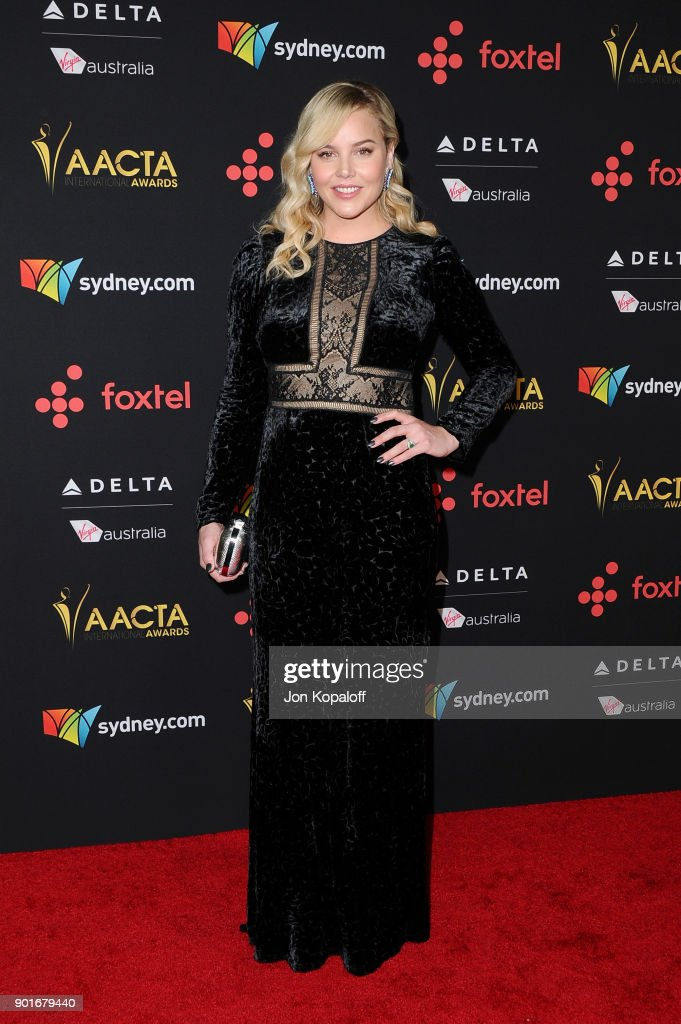 7th AACTA International Awards - Arrivals