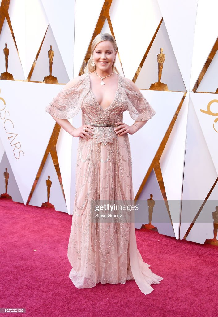 Abbie Cornish attends the 90th Annual Academy Awards at Hollywood & Highland Center on March 4, 2018 in Hollywood, California.