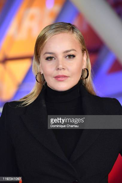 Abbie Cornish attends the tribute to Robert Redford during the 18th Marrakech International Film Festival Day Eight on December 06 2019 in Marrakech...