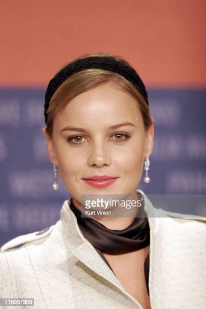 Abbie Cornish during 56th Berlinale International Film Festival 'Candy' Press Conference at Hyatt Hotel in Berlin Germany