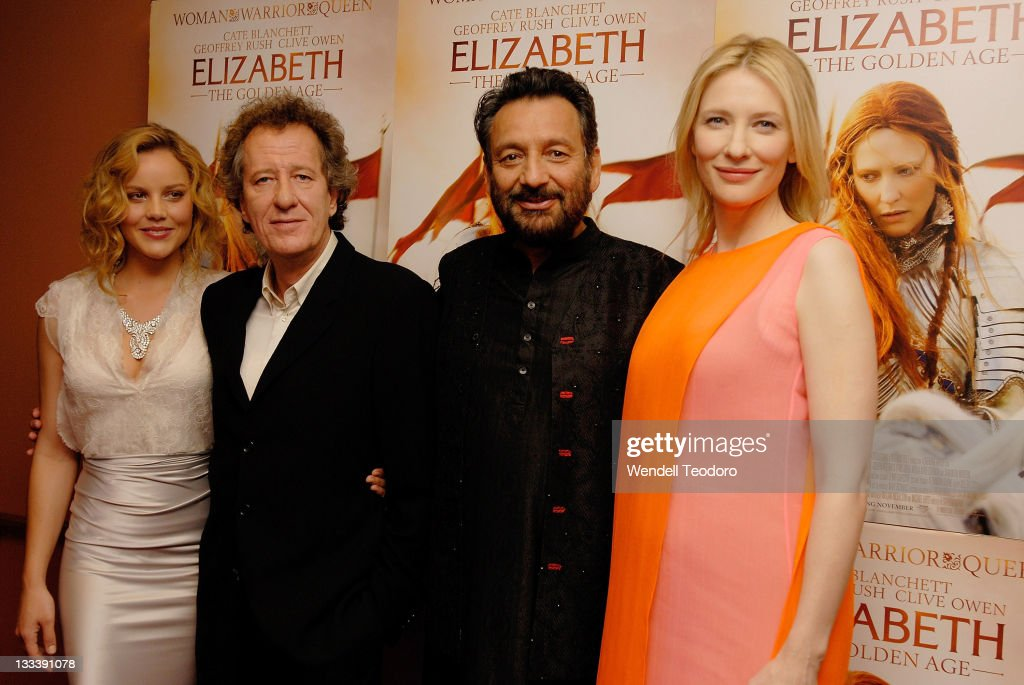 """Elizabeth: The Golden Age"" Sydney Premiere"