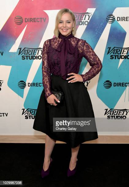 Abbie Cornish stops by DIRECTV House presented by ATT during Toronto International Film Festival 2018 at Momofuku Toronto on on September 9 2018 in...