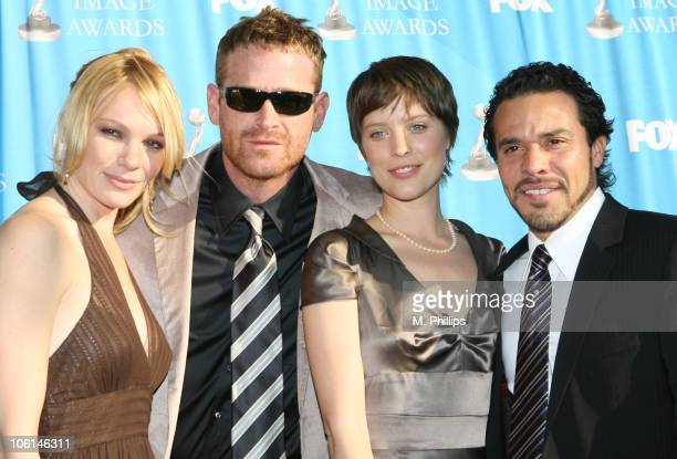 Abby Brammell Max Martini Audrey Marie Anderson and Michael Irby