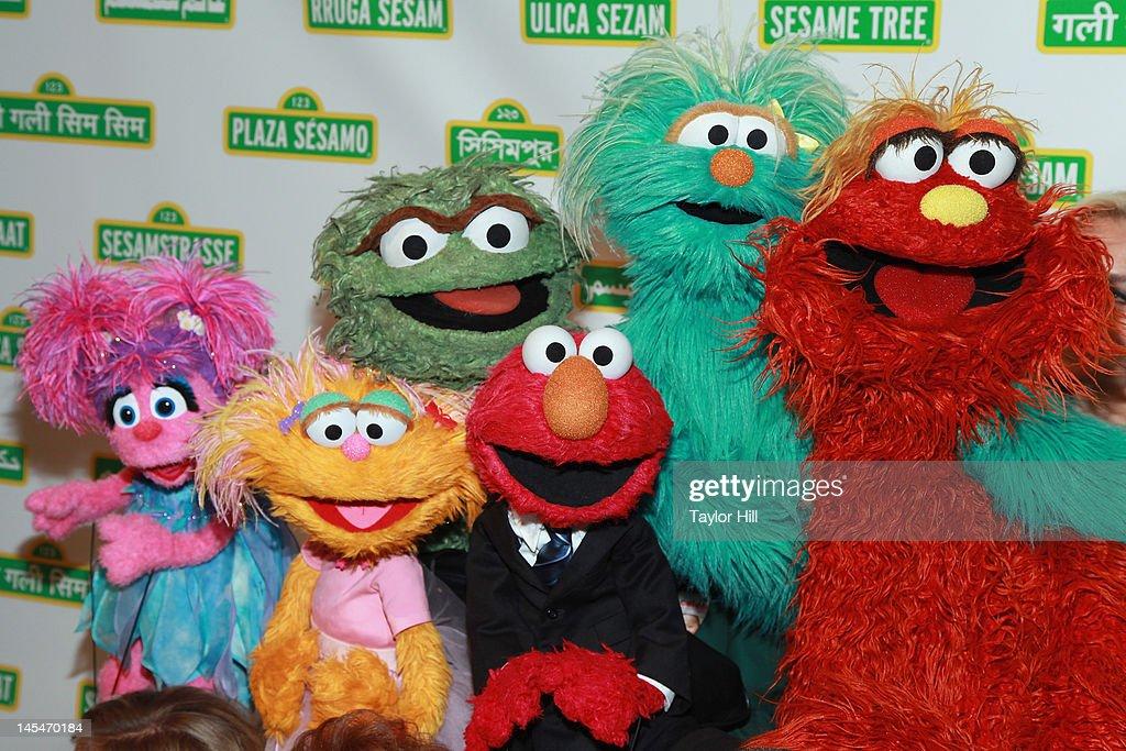 10th Annual Sesame Workshop Benefit Gala : News Photo