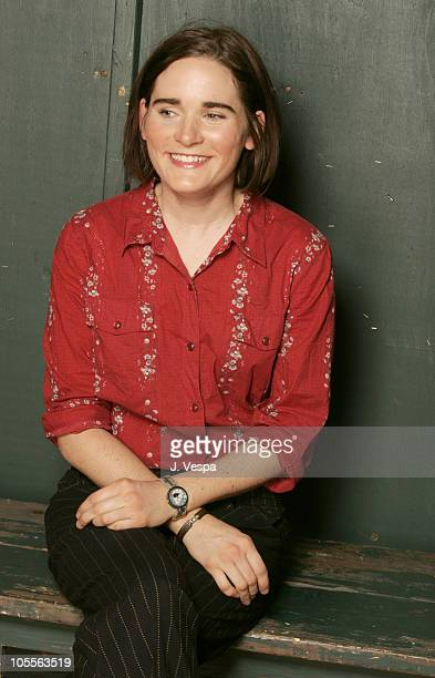 Abby DeWald of The Ditty Bops during 2005 Sundance Film Festival The Ditty Bops Portraits at HP Portrait Studio in Park City Utah United States