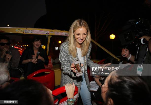 Abby Elliot attends A Star Tour during the Vulture Festival Presented By ATT on November 10 2019 in Hollywood California