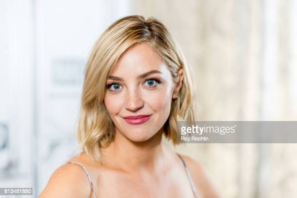 Abby Elliott discusses 'Odd Mom Out' with the Build Series at Build Studio on July 12 2017 in New York City
