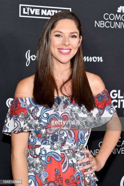 Abby Huntsman attends the 2018 Global Citizen Festival Be The Generation in Central Park on September 29 2018 in New York City