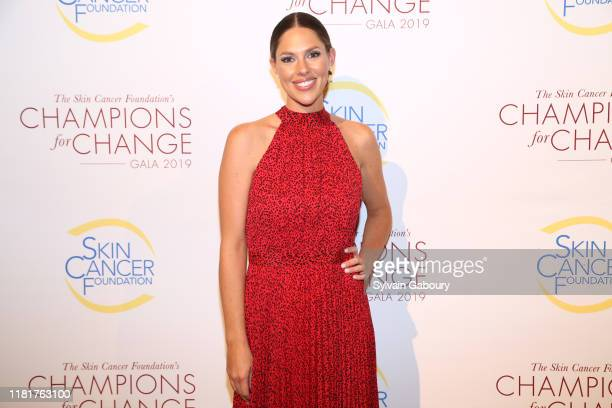 Abby Huntsman attends The Skin Cancer Foundation's Champions For Change Gala at The Plaza on October 17, 2019 in New York City.