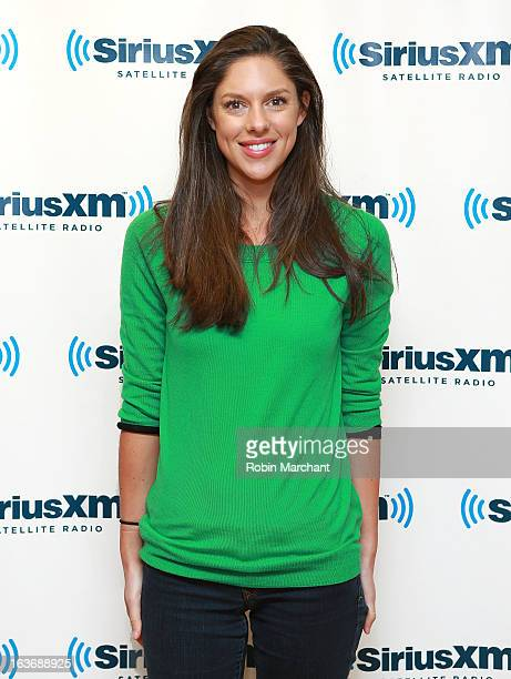 Abby Huntsman visits at SiriusXM Studios on March 14 2013 in New York City